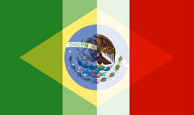 Brazil Mexico live streaming