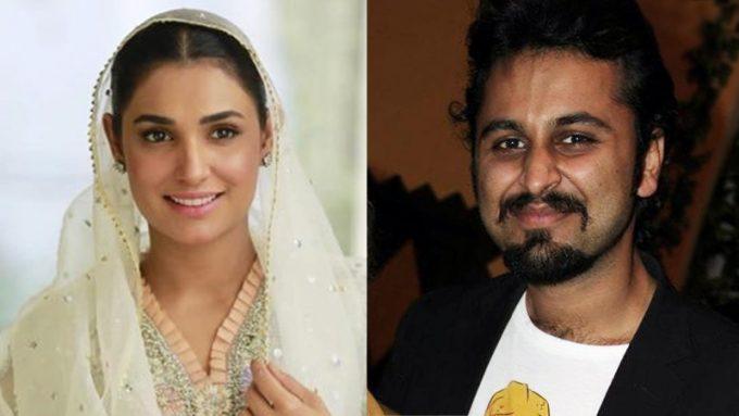 Amna Ilyas and Dawar Mahmood tied the knot | False News