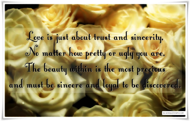 Love Is Just About Trust And Sincerity, Picture Quotes, Love Quotes, Sad Quotes, Sweet Quotes, Birthday Quotes, Friendship Quotes, Inspirational Quotes, Tagalog Quotes