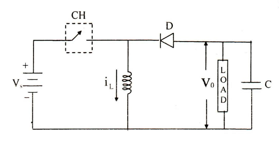 dc voltage step up circuit