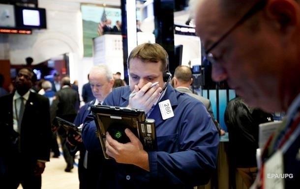 Фондовий ринок США рекордно обвалився