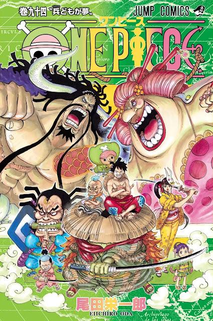 One Piece vol 94