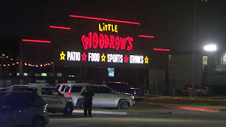 Texas security officer shot during disturbance