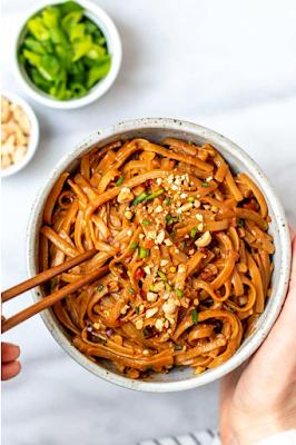 15 Minùte Spicy Peanùt Noodles