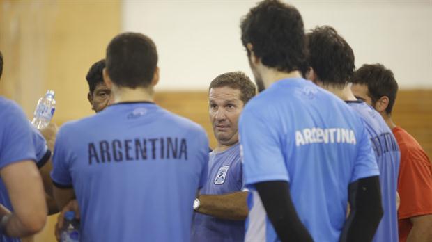 Gallardo, selección argentina