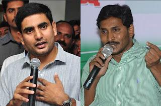 Jagan - Prove it, I will go to Jail: Nara Lokesh