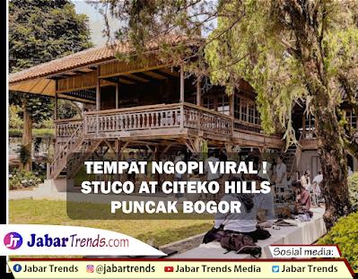 Stuco At Citeko Hills Bogor