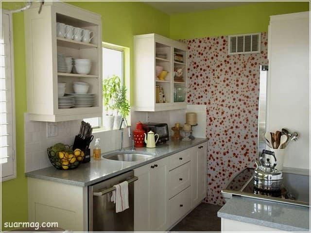 ديكورات مطابخ صغيرة 3   Small kitchen Decors 3