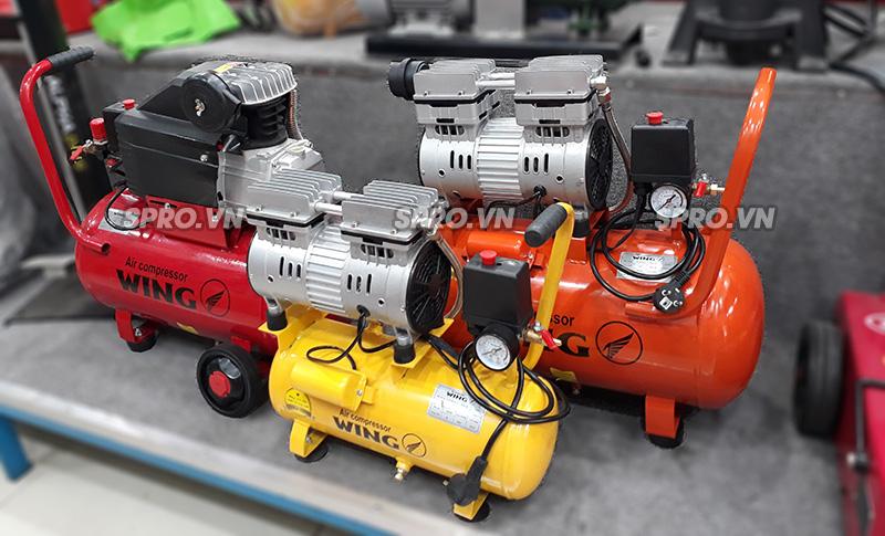 Máy nén khí phun sơn mini dùng cho các vật dụng gia đình