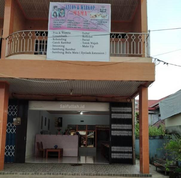 Lowongan Kerja Karyawan Pijat Refleksi Salon Mama Singkawang Kalbar