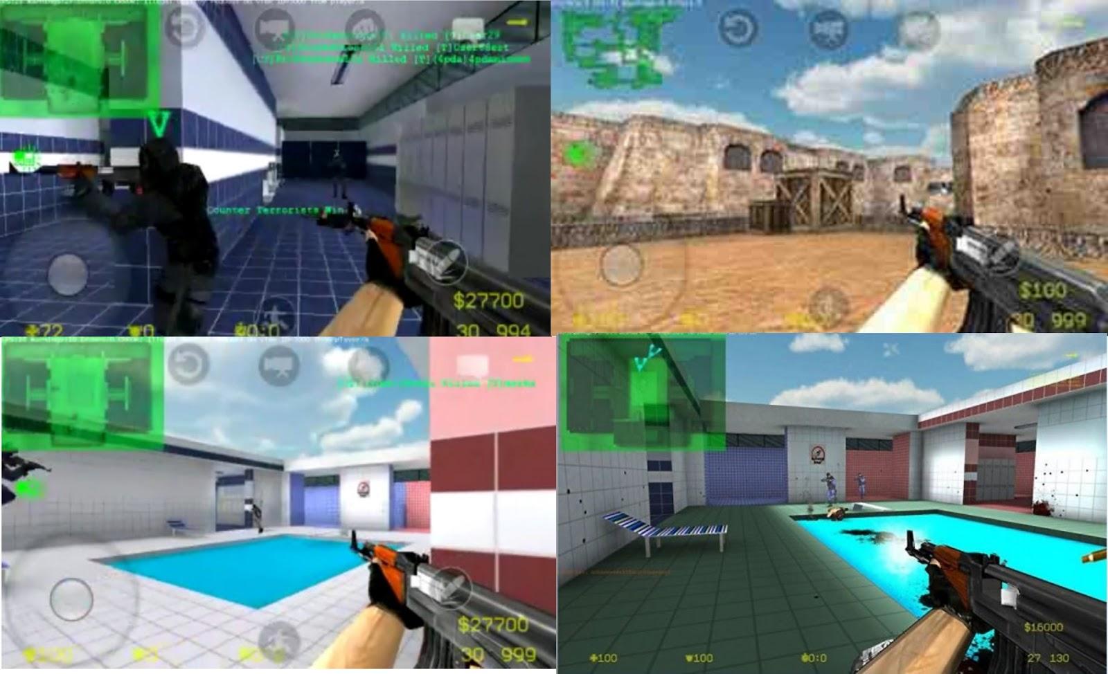 download game apk counter strike