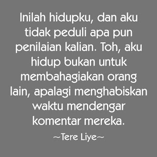 Tere Liye Quotes