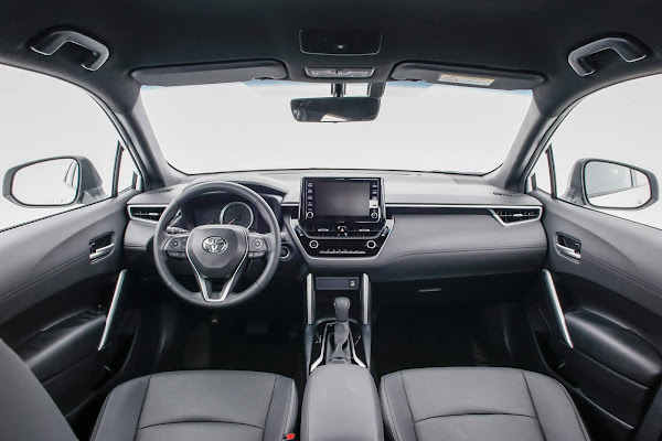 Toyota Corolla Cross brasileiro já teve mais de 4 mil unidades exportadas