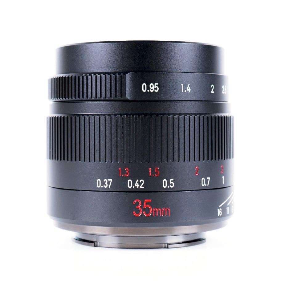 7Artisans 35mm f/0.95