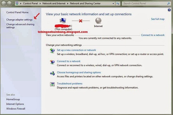 Cara Setting Wifi di Laptop Windows 7 Dengan Tepat