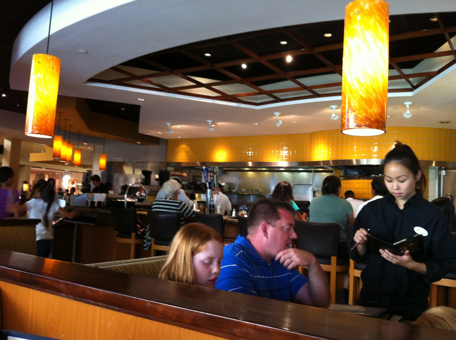 taste of hawaii: california pizza kitchen - kahala mall