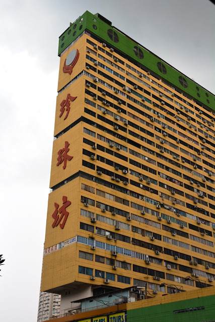 Chinatown Singapore skyscraper