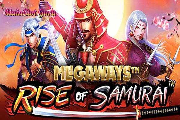 Main Gratis Slot Rise of Samurai Megaways Pragmatic Play