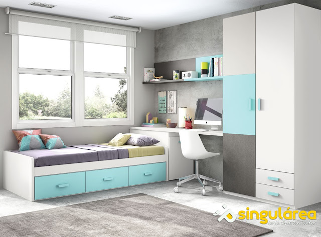 dormitorios juveniles e infantiles valencia puerto sagunto