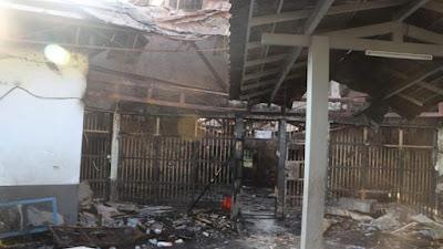 Terkait Penyelidikan Kasus Kebakaran Lapas Tangerang, Polisi Tidak Mematok Waktu