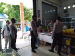 Operasi Aman Nusa II, Polsek Senayang Menghimbau Utk Menggunakan Masker Kepada Masyarakat