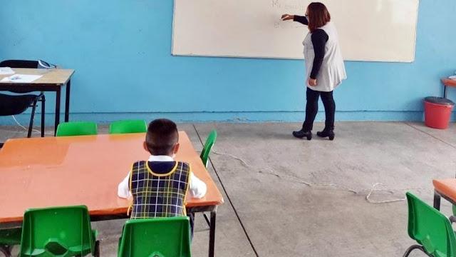 Fue un fracaso el retorno a las aulas: FNERRR