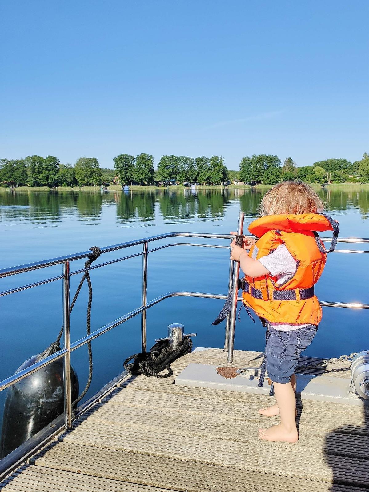 Tipps für einen Hausbooturlaub mit Kindern