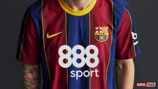 """La casa de apuestas """"888sport"""" dispuesta a pagar una millonada por patrocinar al Barça"""