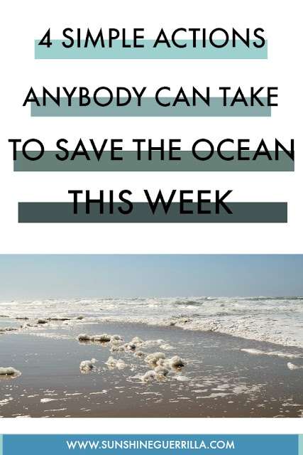 Four Simple Actions Anyone Can Take to Protect the Oceans this Week