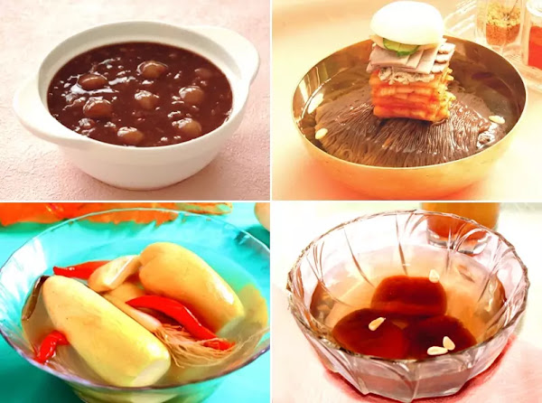 Winter dishes