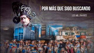"""✨Pasodoble """"Por más que sigo buscando"""" ⚫No cantado en el Falla de 🥇JC Aragón """"Los Millonarios"""" (2015) con LETRA"""