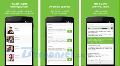 aplikasi gratis untuk belajar bahasa inggris di android