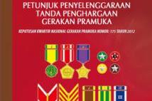 Pedoman Penyelenggaraan Tanda Penghargaan Gerakan Pramuka