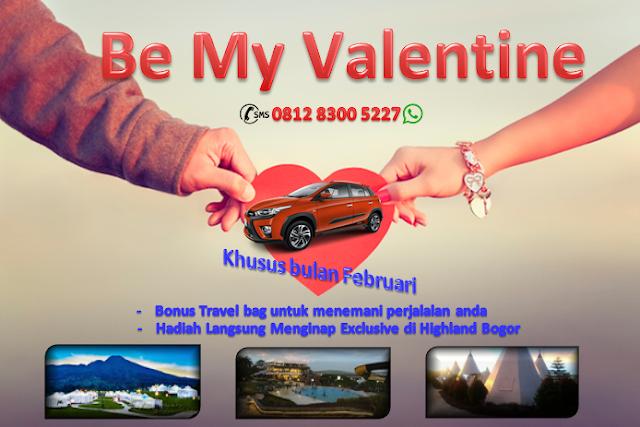 Promo Toyota Valentine