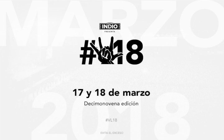 Vive Latino 2018 CDMX