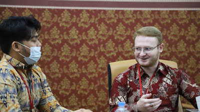 Dubes RI di Moskow Luncurkan Indonesia-Russia Youth Association, Jembatan Pemuda Dua Negara