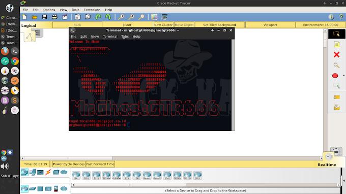 Intall Cisco PaketTracer di GNU/Linux