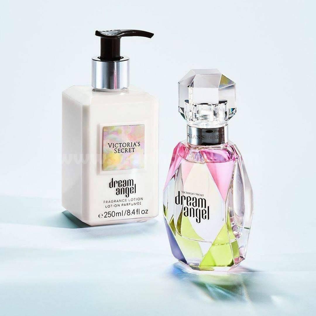 Promo Dream Angel Eau de Parfum by Victoria's Secret FREE Travel Mist + Beauty Bag*