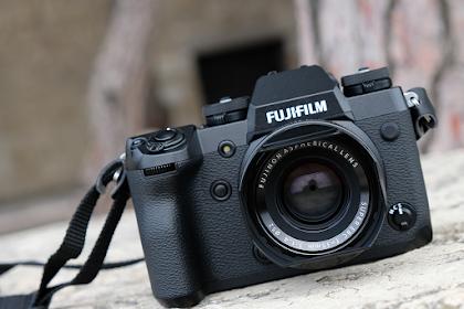 Fujifilm X-H1: Ukuran Besar Berarti Lebih Baik?