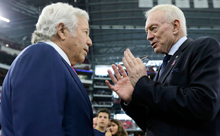 'Bob Kraft is a p—y compared to me': The shot that ignited NFL's civil war