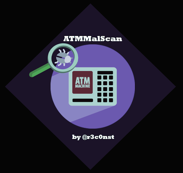 ATMMalScan -  Tool for Windows which helps to search for malware traces on an ATM during the DFIR process