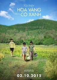 Toi Thay Hoa Vang Tren Co Xanh - Yellow Flowers on the Green Grass