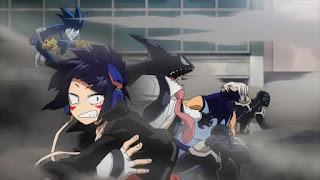 ヒロアカ 5期 耳郎響香 冬インターン | Jiro Kyoka | 僕のヒーローアカデミア アニメ | My Hero Academia | Hello Anime !