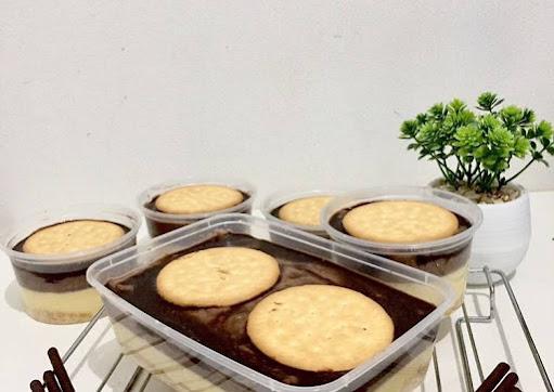 Resep Dessert Box Marie Regal