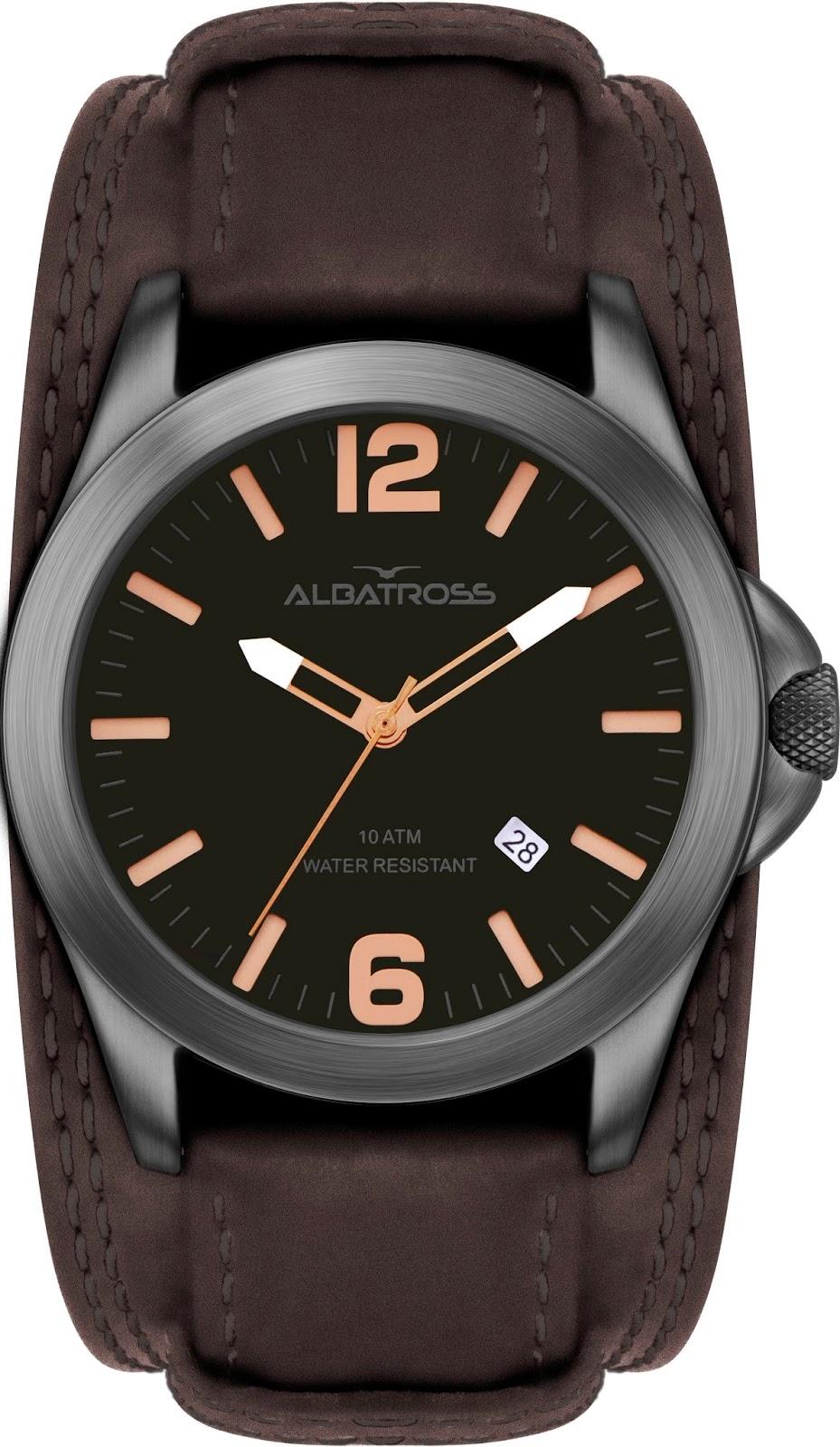 412180aecf8 Estação Cronográfica  Chegado(s) ao mercado - relógios Albatross New ...
