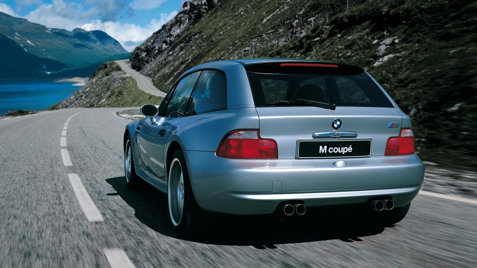1998- 2002 BMW M-Coupe