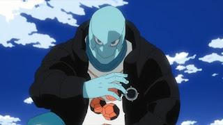 ヒロアカ アニメ傑物学園高校   真壁漆喰   Makabe Shikkui   僕のヒーローアカデミア My Hero Academia