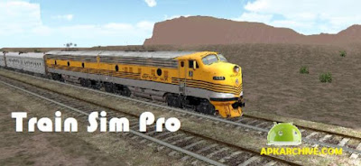 Train Sim Pro Mod Apk (paid) Download