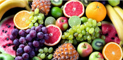 Fruit – fruit must be consumed during Diet