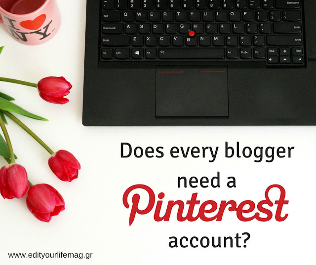 Does every blogger need a Pinterest account?
